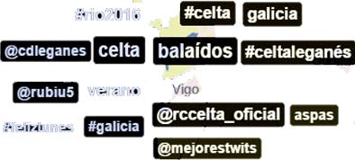 Balaídos Aspas Celta Vigo